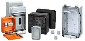 HENSEL Enclosures