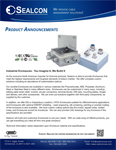 Industrial Enclosures Press Release