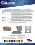 Sealcon Polycarbonate vs Fiberglass for Integra Line.