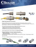 RJ45 Single Hole Press Release