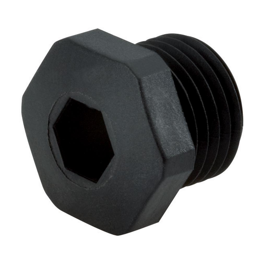 Hm 16 Bk Accessories Hex Plug M16 X 1 5 Hm 16 Bk Strain
