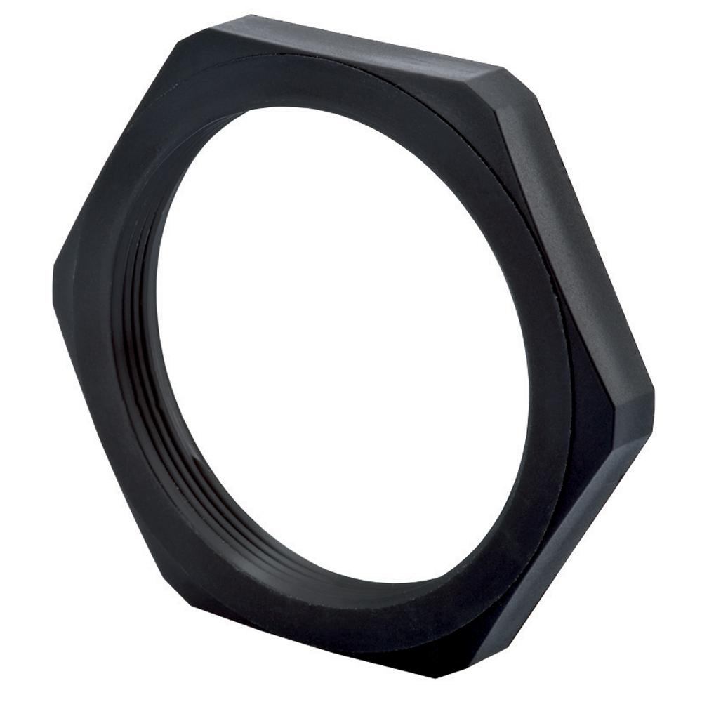 Lock Ring Knurled