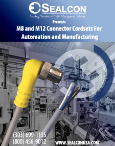 M8/M12 Connector Technology is changing the Way Industry Works