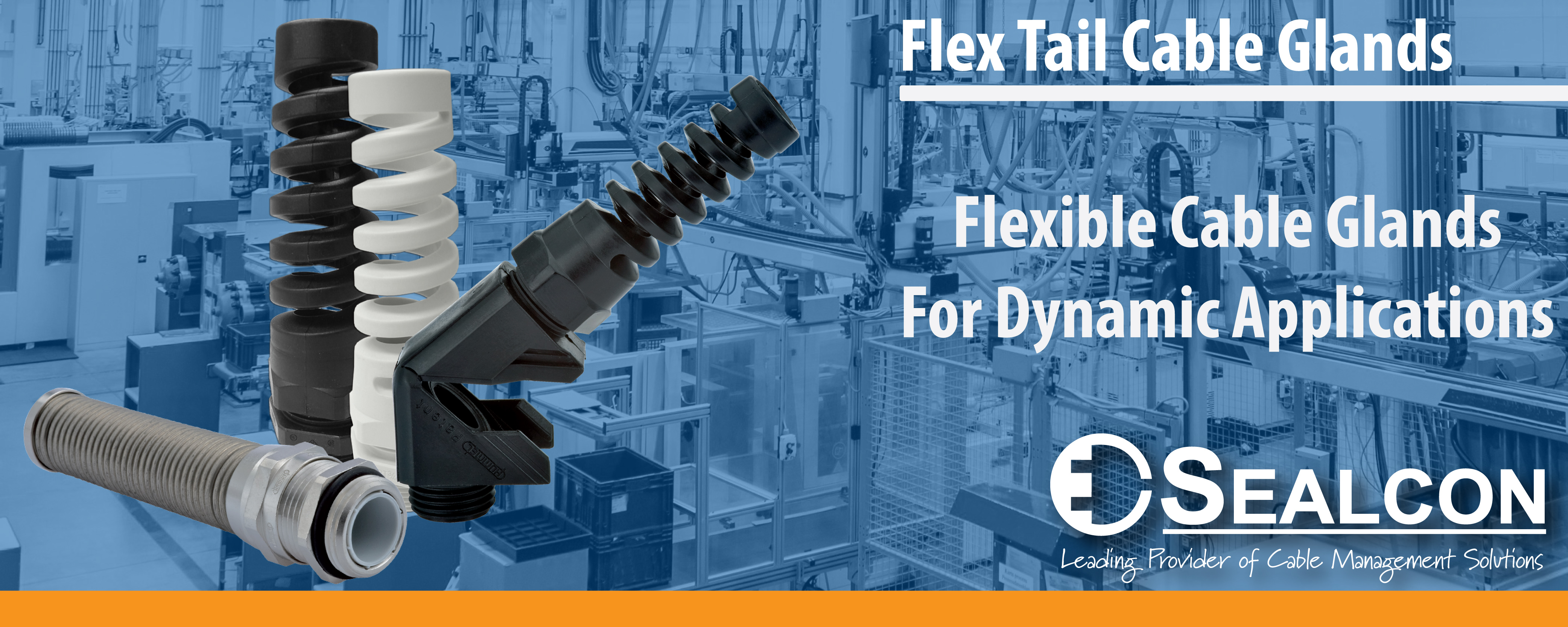 Sealcon Blog Strain Relief Fittings Connectors Enclosures Vortex Flex Resources All About Flexible Circuits Dynamic Applications Require Components That Allow For Free Movement Standard Dome Cable Glands Are Great Securely Holding Wires In Place